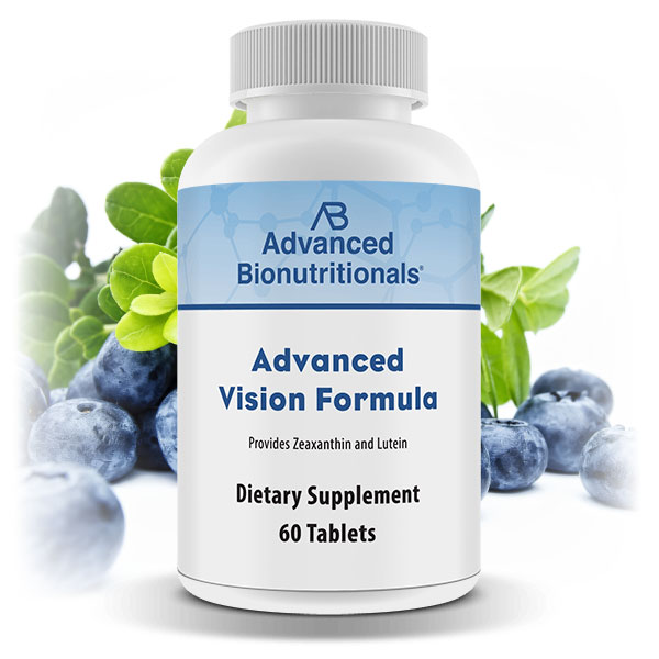 Advanced Vision Formula Supplement