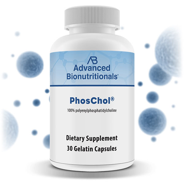 PhosChol - Phosphatidylcholine Supplement